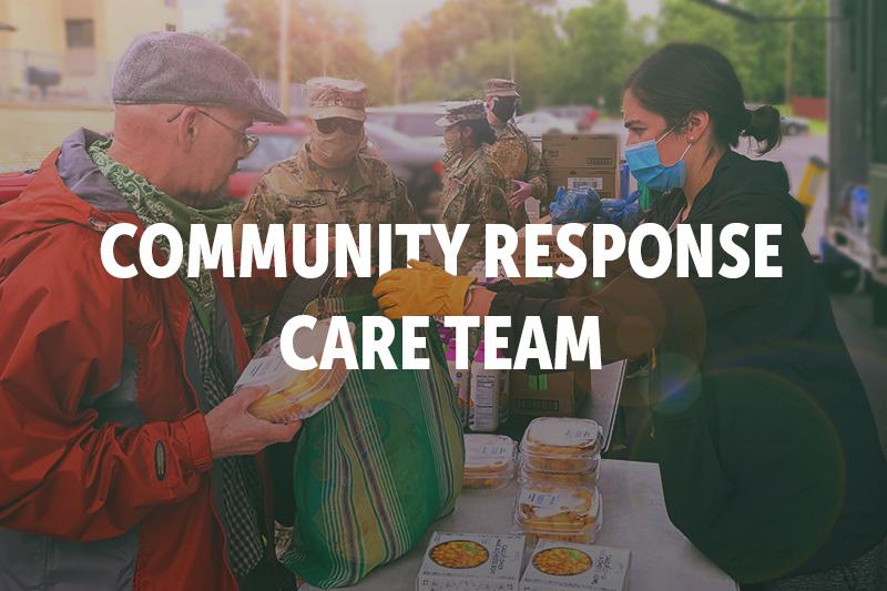 Community Response Team 2021