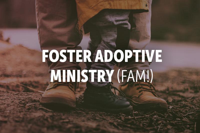 Foster/Adoptive Family Care Team - 2021