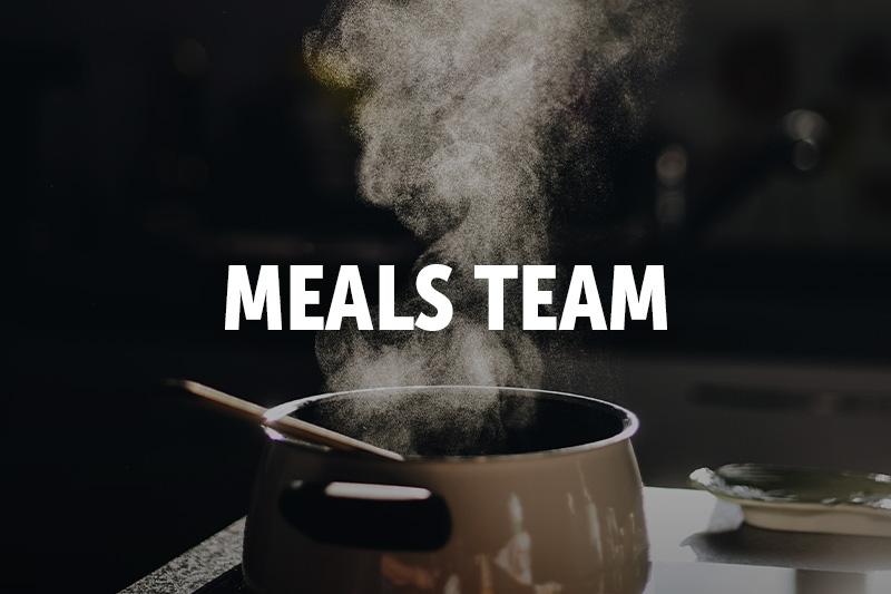Meals Team - 2021