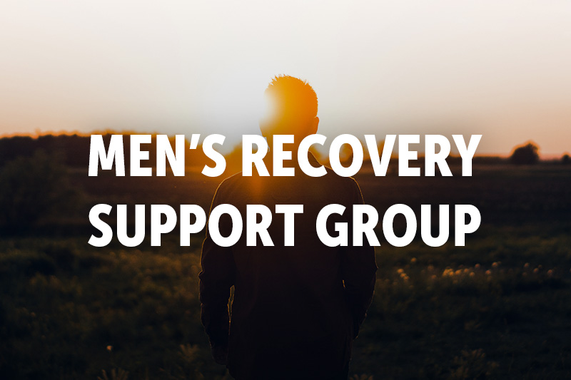 Men's Recovery Support Group - 2021