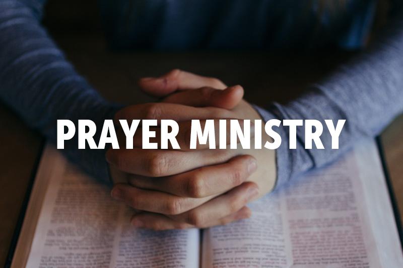 Prayer Ministry - 2021