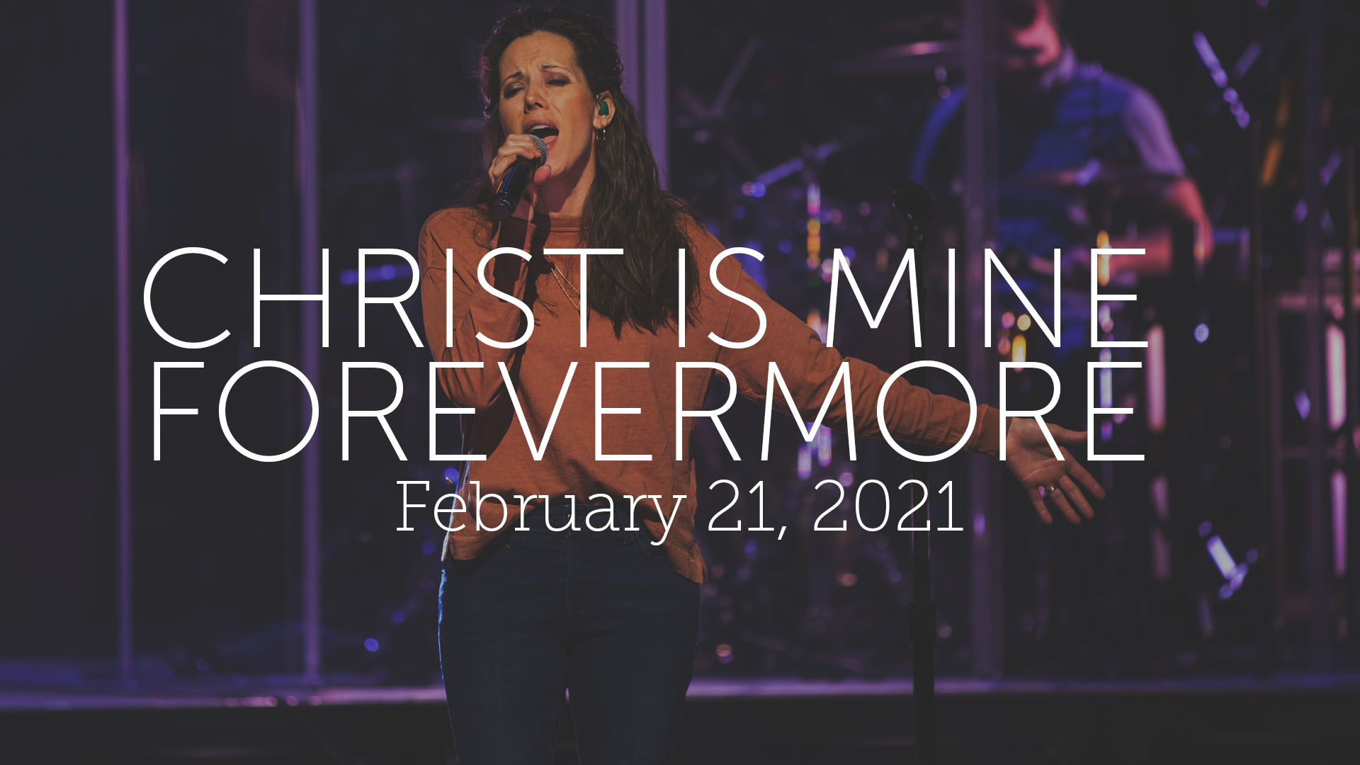 Christ is Mine Forevermore