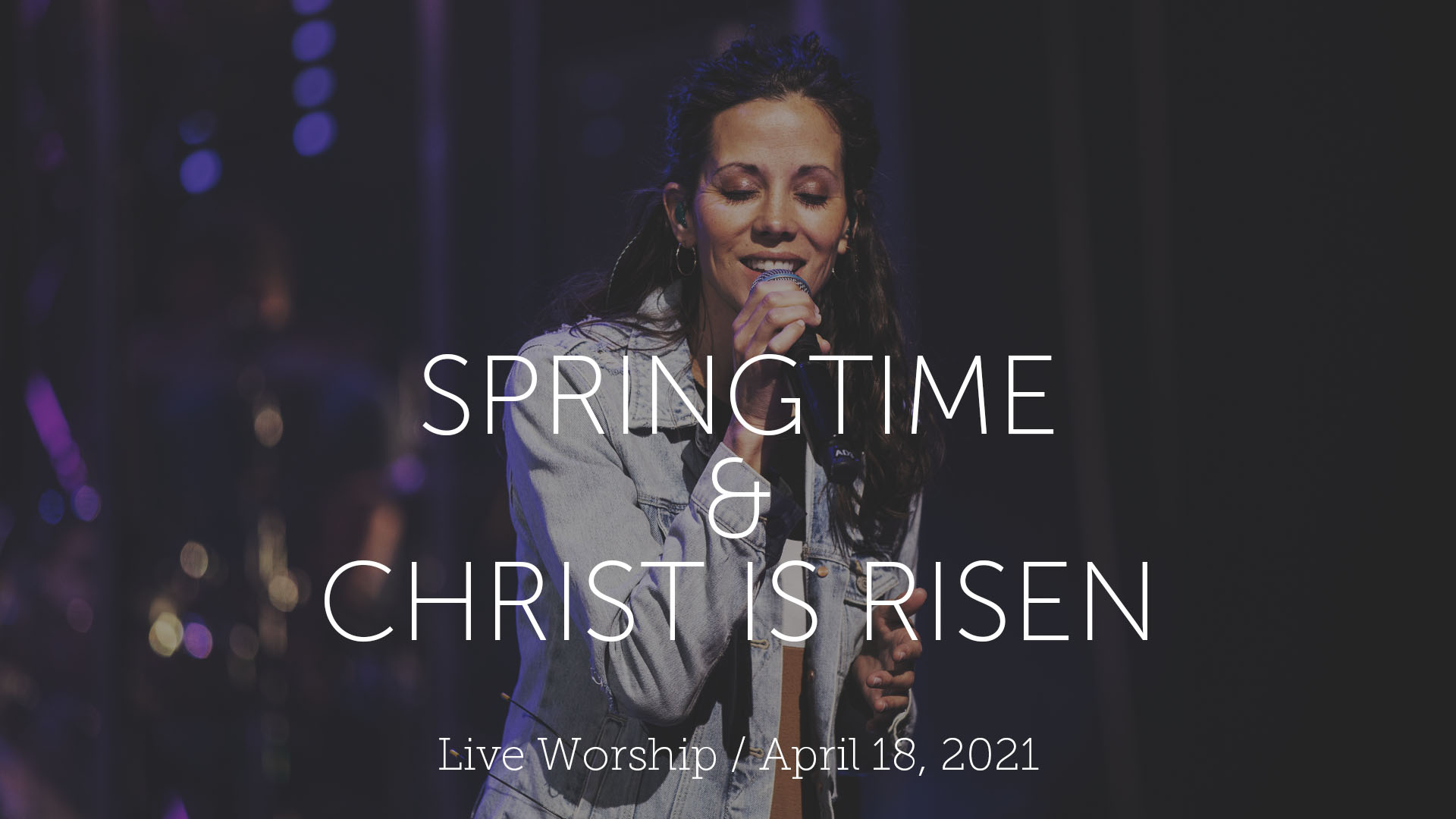 Springtime & Christ is Risen