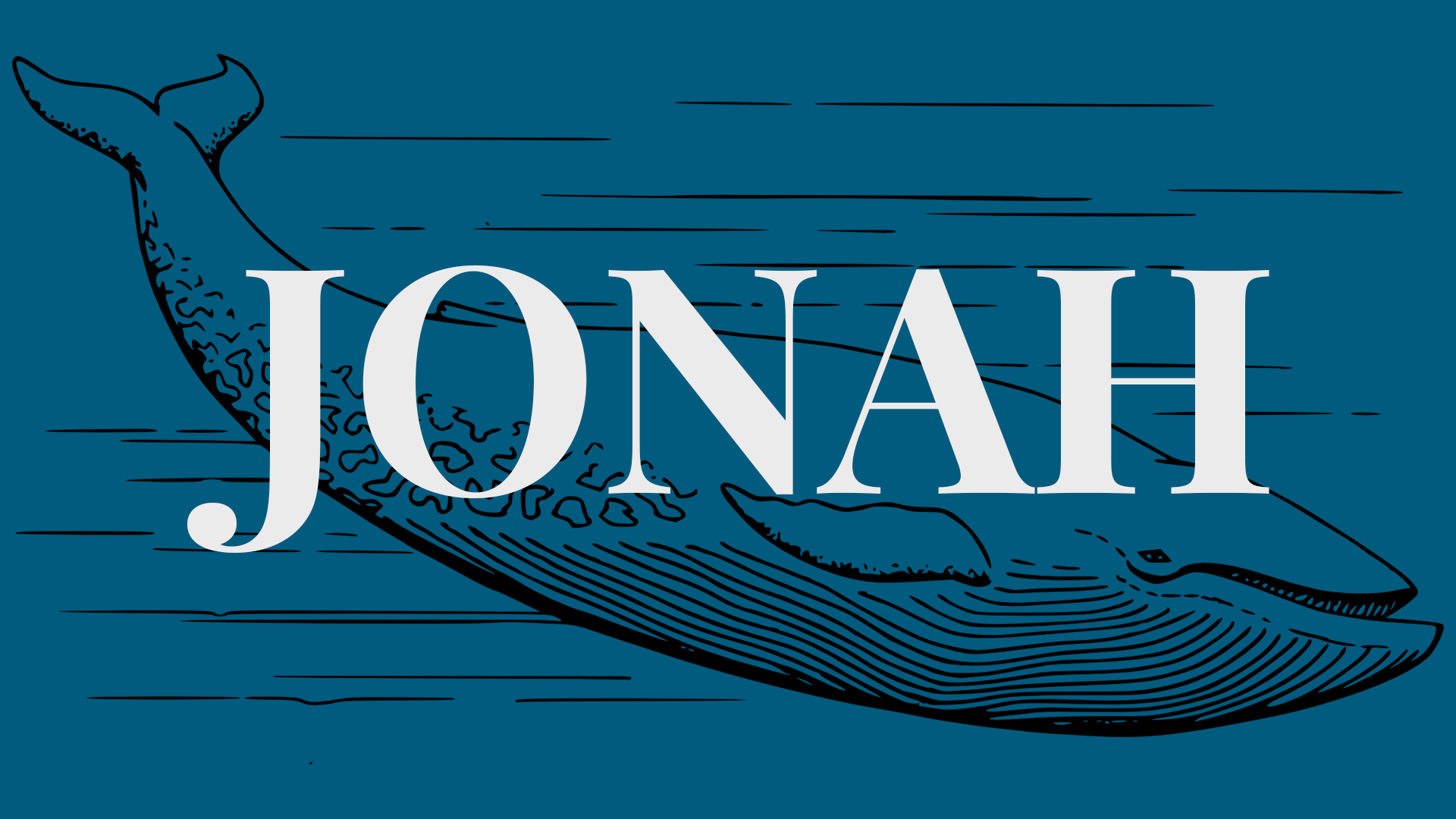 Sunday Morning: Jonah Part 4