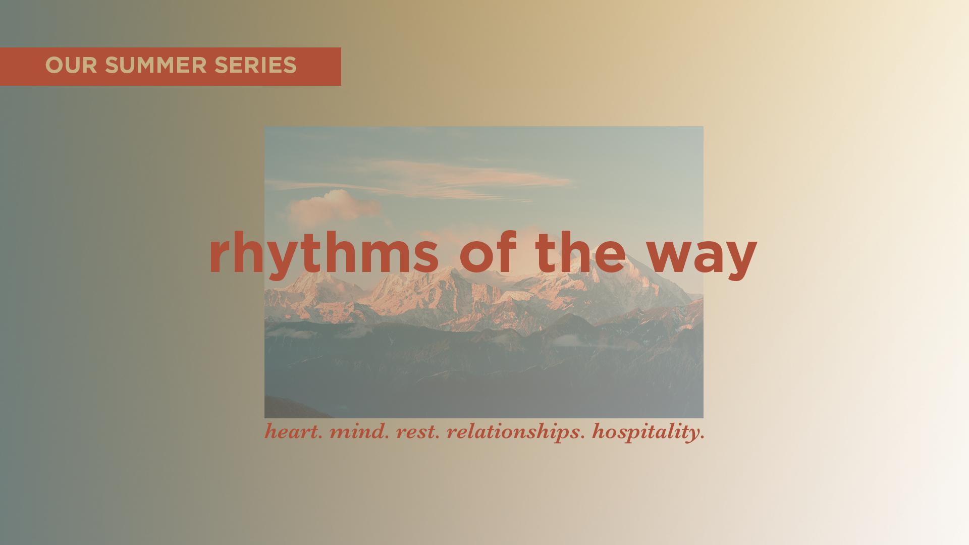 Hospitality: Jesus Greatest Gift