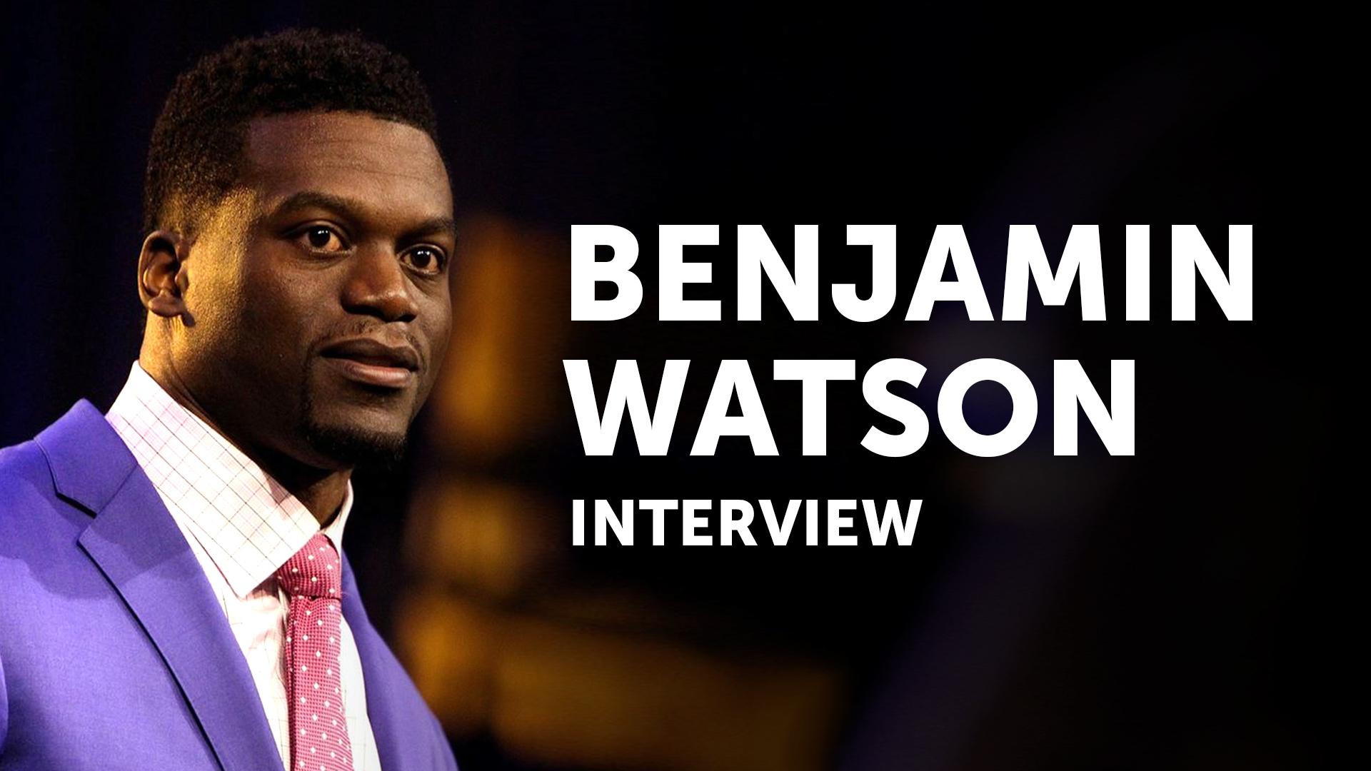Ben Watson Interview